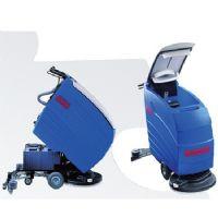 供应全自动洗地机RA55BM60电池驱动自行式洗地
